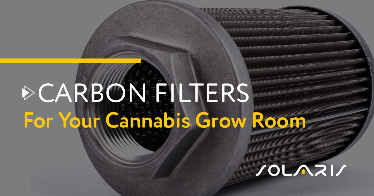 Carbon Filters for Your Cannabis Grow Room